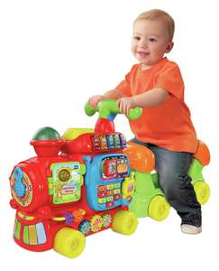 Argos Vtech Push and Ride Alphabet Train - £35 + free Click and Collect @ Argos