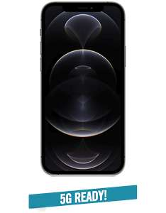 iPhone 12 Pro 128GB £99.99 Upfront then £36.99 / 24 months with 20GB data on ID Mobile at Carphone Warehouse