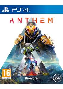 Anthem (PS4 / Xbox One) £3.99 Delivered @ Simply Games