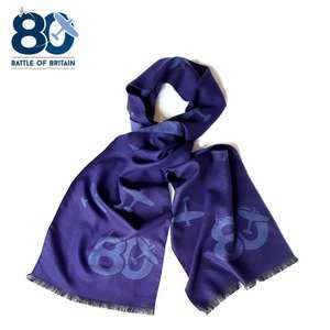 Battle of Britain 80th Anniversary scarf £14.50 Delivered @ RAF Museum Shop