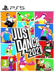 Just Dance 2021 (PS5) - £42.85 @ Base