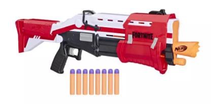 Nerf Fortnite Toy Gun - £20 (Free Click & Collect) @ Argos