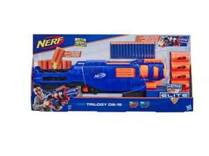 Nerf elite trilogy ds-15 gun £19.50 @ Argos - free click and collect