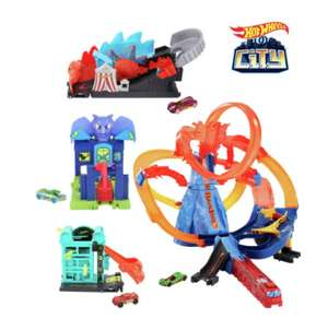 Hot Wheels Ultimate City £45 @ Argos Free click and collect