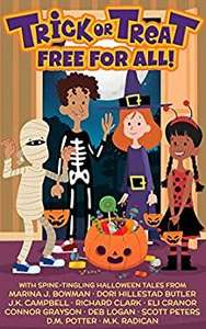 Trick or Treat Free For All!: A Halloween eBook For Kindle - Free @ Amazon