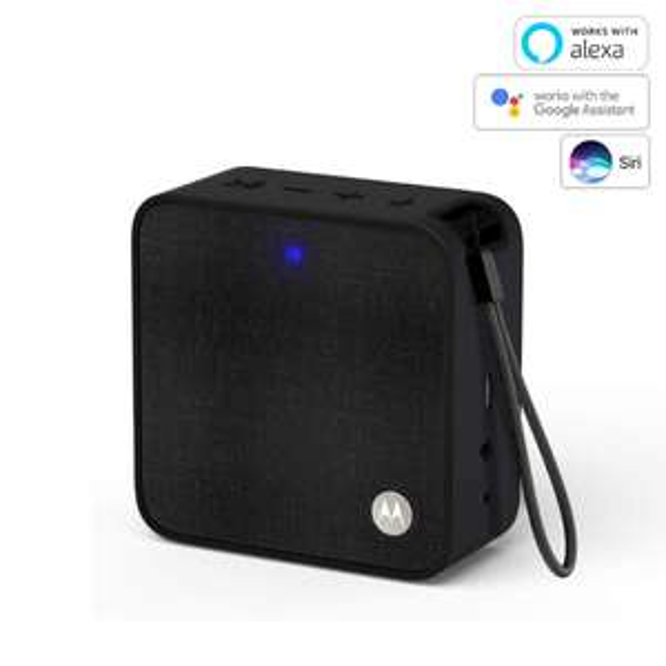 Motorola Sonic Boost 210 Smart Portable Bluetooth Speaker - Black £9.95 @ totaldigitalstores / eBay