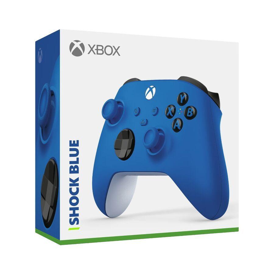 Xbox Wireless Controller Shock Blue £49.85 @ Shopto