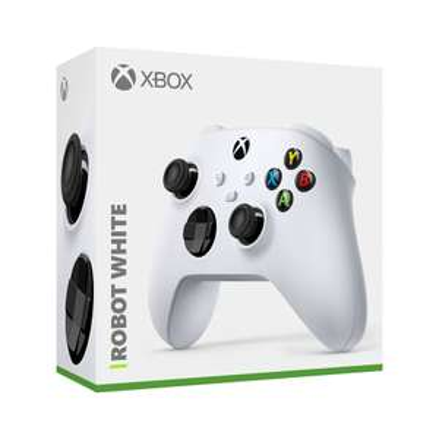 Xbox Wireless Controller Robot White £49.85 @ ShopTo
