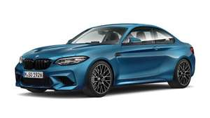 BMW M2 Competition 2dr DCT £499 per Month (47 Months) with £499 Deposit PCP - 8k miles per year via Stratstone (£23,952 Total)