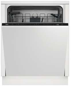 BEKO DIN46X30 Full-size Fully Integrated Dishwasher £329 at Currys PC World