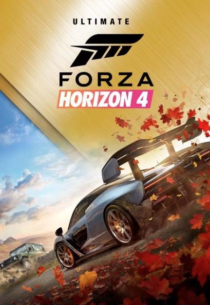 Forza Horizon 4 Ultimate Edition (Xbox One X) - £39.99 at Microsoft (Microsoft Store)