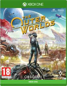 The Outer Worlds Xbox One Game - £24.99 at Argos + free Click and Collect