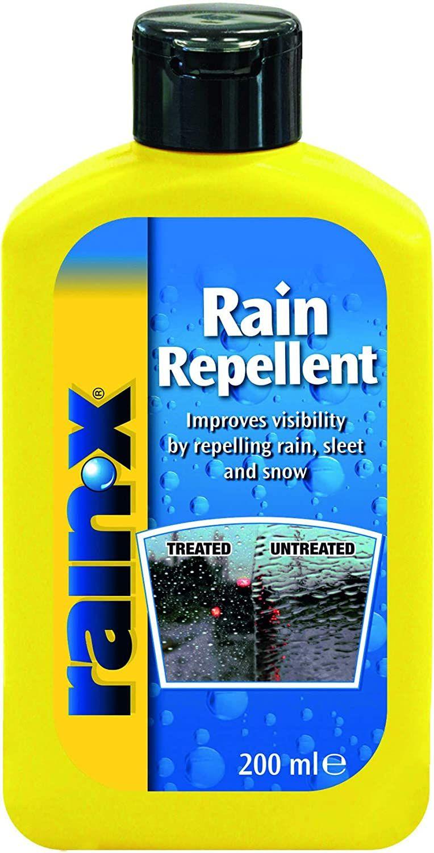 Rain-X Rain/Water Repellent Glass Treatment, 200ml - £3 (+£4.49 non-prime) @ Amazon