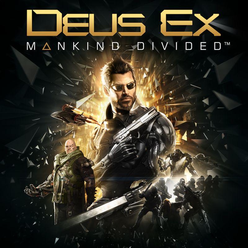 Deus Ex: Mankind Divided (PC/Steam) £2.59 @ Fanatical