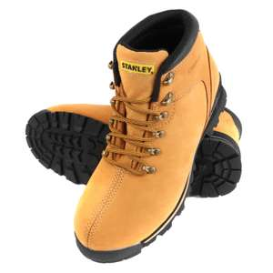 Stanley 10026103 Boston Safety Boots - Honey - £44.99 delivered @ ITS