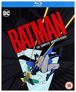 Batman: The Complete Animated Series [Blu-ray] - £39.99 @ Amazon