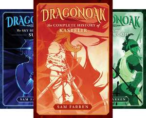 Dragonoak Trilogy by Sam Farren FREE on Kindle @ Amazon