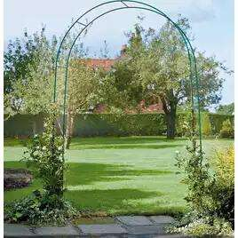 Argos - Steel Garden Rose Arch - Size H243, W137, D38cm - £10 + free Click and Collect