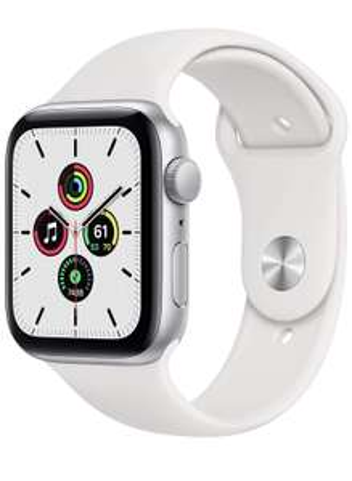 Apple Watch SE Aluminium Silver Case 44mm - £284.05 @ Amazon