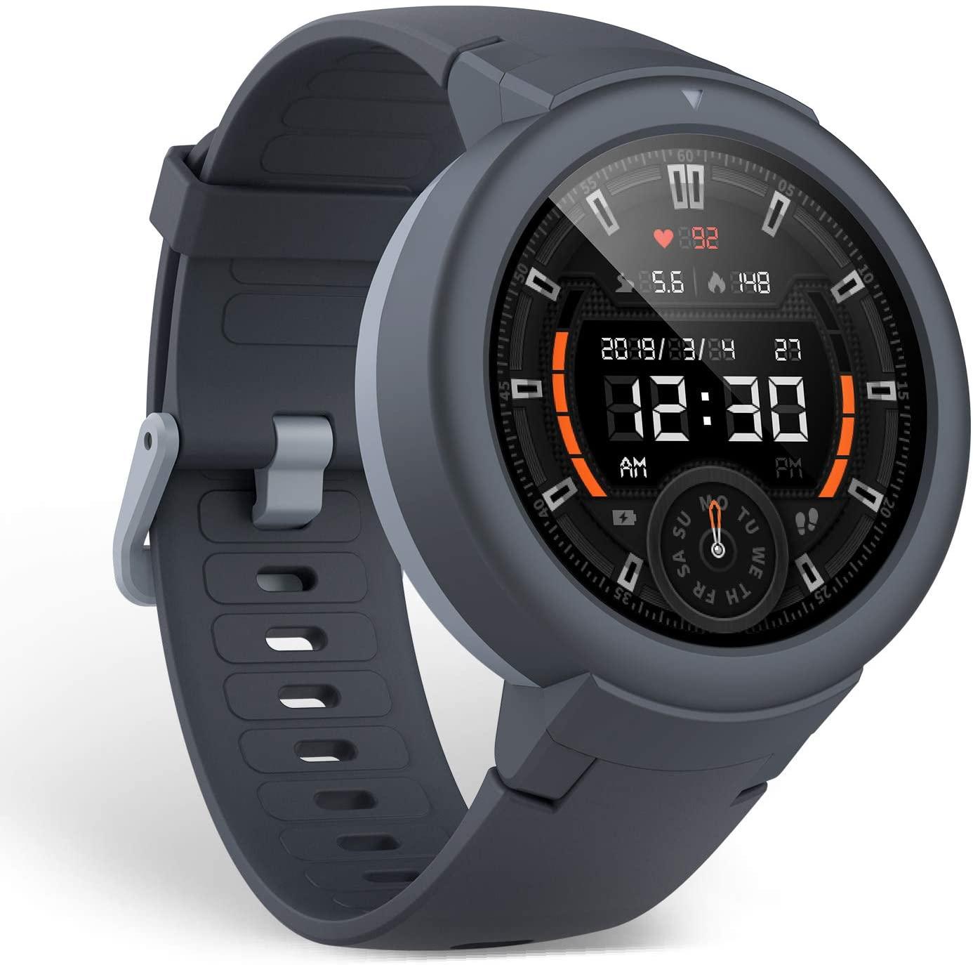 Amazfit Verge Lite - Smartwatch Shark Gray - £48 @ Amazon Lighting Deal Prime Exclusive