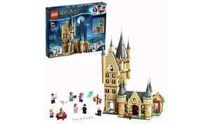 LEGO Harry Potter Mix-Up - Privet Drive £34.97(?), Astronomy Tower £59.99(?) @ John Lewis