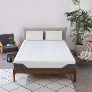 AmazonBasics Pocket-Spring Mattress with Gel Memory Foam from £186.78 double / £216.11 king