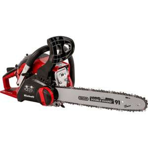 Einhell 41cc 33.5cm Petrol Chainsaw GC-PC1335 TC (Free click and collect and delivery too) @ Toolstation