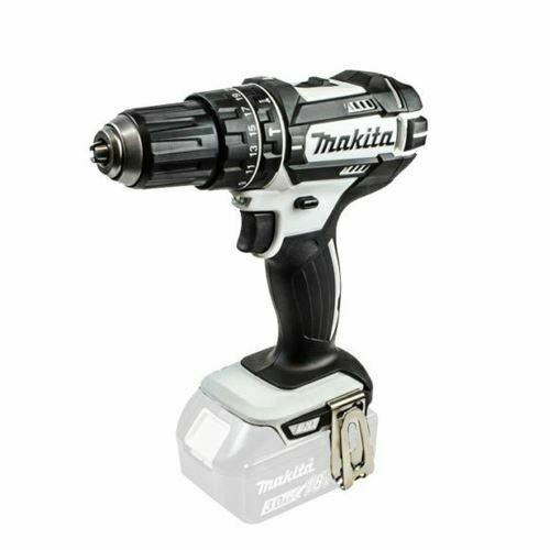 MAKITA DHP482Z WHITE drill naked body - DHP482 Delivered £43.00 at ebay/nutsandbolts