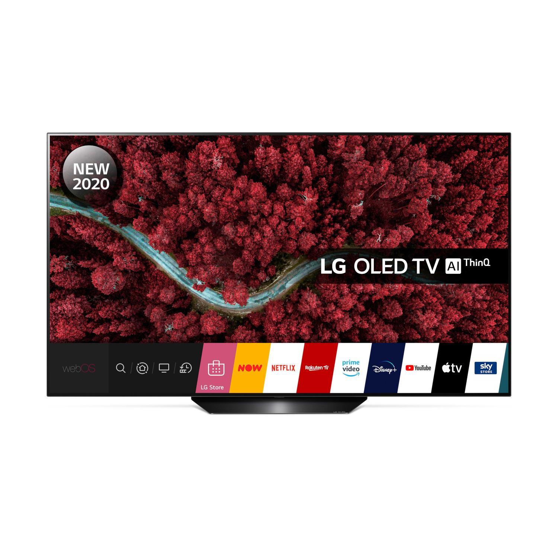 "LG OLED55BX6LB 55"" 4K UHD OLED TV + Free LG HBS-FN4 £1099 with code @ Sevenoaks Sound"