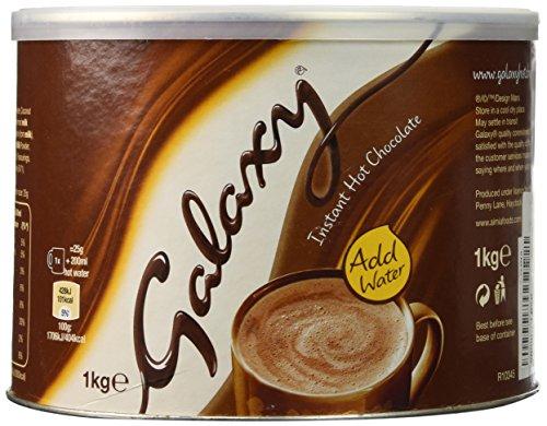 Galaxy Instant Hot Chocolate Drink 1000g £5.19 Amazon Prime / £9.68 Non Prime