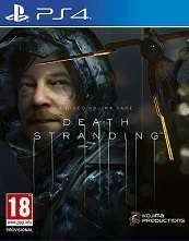 Death Stranding PS4 Ex-Rental £15.99 @ Boomerang Video Game Rentals