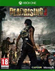 Dead Rising 3 (Xbox One) £4.04 Delivered (Using Code/Used) @ Music Magpie