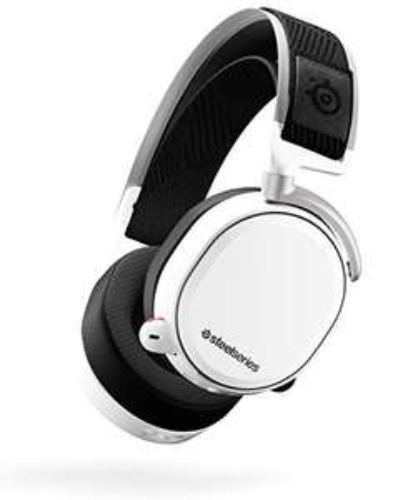 SteelSeries Arctis Pro Wireless Headset, White £184.72 @ Amazon