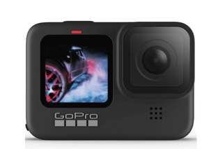 GO PRO HERO9 Black £329 includes 1-year subscription to GoPro and 32gb card @ GoPro