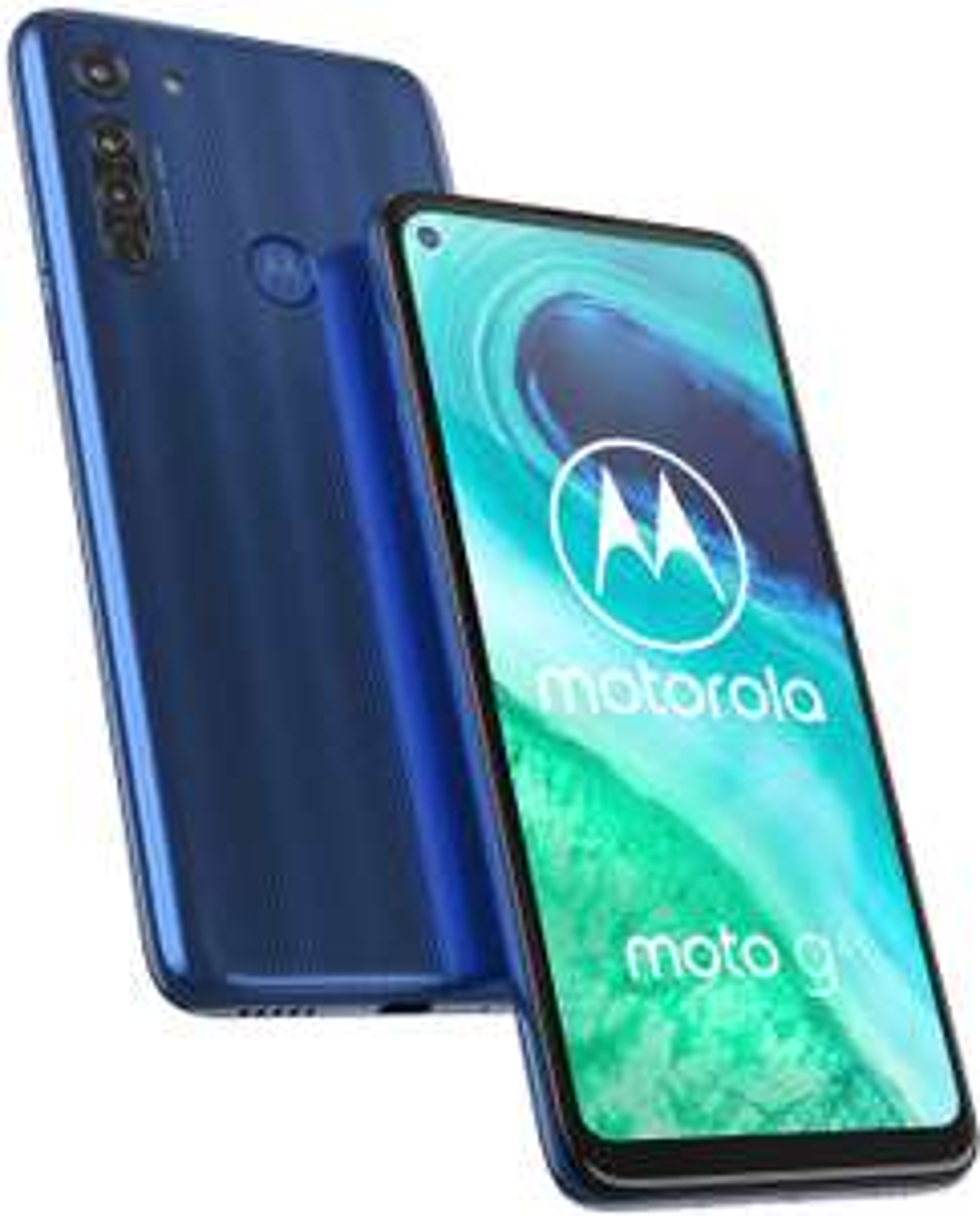 "Motorola Moto G8 6.4"" Smartphone 64GB, 4GB RAM, Dual Sim, Neon Blue 4000mah, Android 10 - £127.53 delivered @ Amazon"
