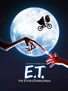E.T. - The Extra Terrestrial (4K UHD) - £3.99 to buy @ Amazon Prime Video