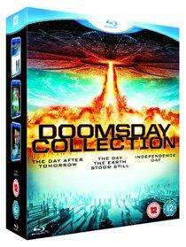 Doomsday Collection (Blu-Ray) - £3.80 Delivered (The Day The Earth Stood Still / The Day After Tomorrow / Independence Day) @ Rarewaves