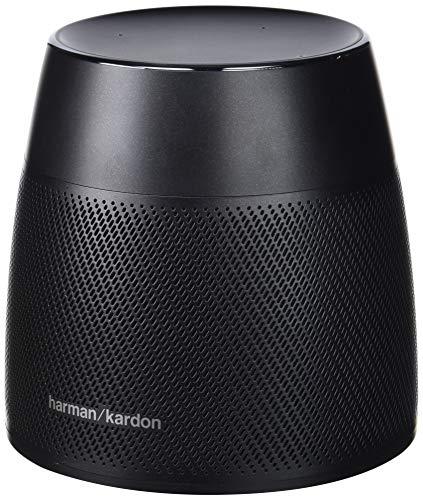 Harman Kardon Astra Voice Activated Smart Speaker- Black - £43.60 @ Amazon Germany
