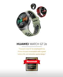 Huawei GT 2E In various colours, with free Bluetooth speaker. £92.99 delivered with code from student beans @huwawi store
