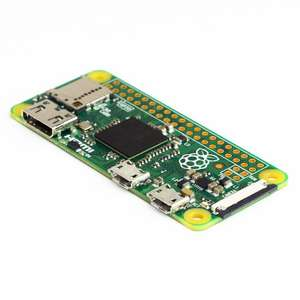 Raspberry Pi Zero 1.3 £4.80 + £2.99 delivery @ Pimoroni