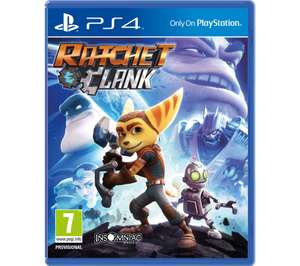 Ratchet & Clank Playstation 4 - £11.97 @ Currys PC World