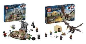 LEGO Rise of Voldemort £13, Hungarian Horntail £20 - LEGO Harry Potter 75965 & 75946 @ Tesco