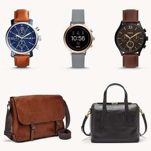 Flash Sale 50% - 70% Off selected Fossil Watches & Bags + Free Delivery @ Fossil - e.g Gen 4 Smartwatches £89, Fenmore Leather Watch £69.50
