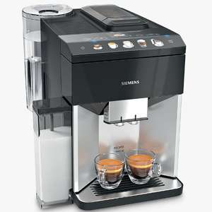 Siemens EQ5 Espresso Coffee Machine Bean to Cup £599 (£150 cashback + £10 off with code £439) @ John Lewis & Partners + 2 year guarantee
