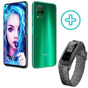 HUAWEI P40 Lite - Kirin 810/6 GB/128 GB + Huawei Band 4e for £179.02 (£173.45 with fee free card) delivered @ Amazon Spain