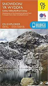3 x OS Explorer or Landranger Maps £20 @ Ordnancesurvey.co.uk