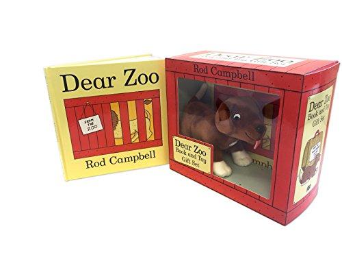 Dear Zoo Book and Toy Gift Set - £6 (+£2.99 Non Prime) @ Amazon