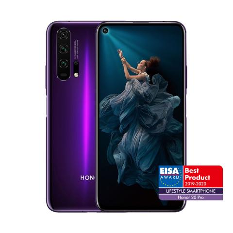 Honor 20 Pro 8GB+256GB Black Or Blue 4000mAh Kirin 980 Smartphone - £279.99 With Code @ Honor UK