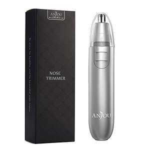 Anjou Ear / Nose Hair Trimmer Battery Operated £3.39 Prime / £7.88 Non Prime Sold by Sunvalleytek-UK and Fulfilled by Amazon