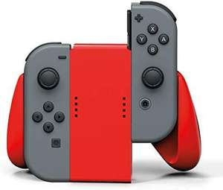 PowerA Joy-Con Comfort Grip for Nintendo Switch - Red £9.99 at Amazon prime / £14.48 Non prime